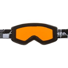 Alpina Carvy 2.0 Goggles Kinder black